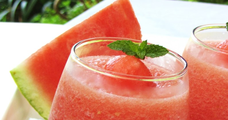 Summer watermelon & ginger crush feature image