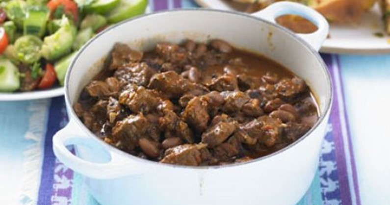 Mexican Beef Chilli feature image